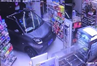BIJZONDER: winkelen met een Smart #1