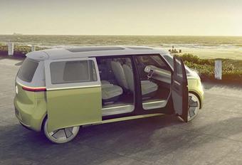 Volkswagen I.D. Buzz gaat in productie #1