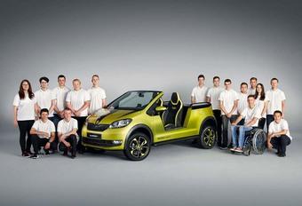 Škoda Element : une Citigo métamorphosée en buggy ! #1