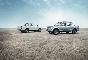 Un pick-up Peugeot : pas en Europe #1