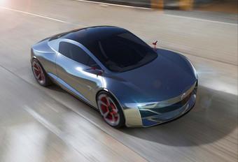 INSOLITE – Un designer fait revivre l'Opel Tigra #1