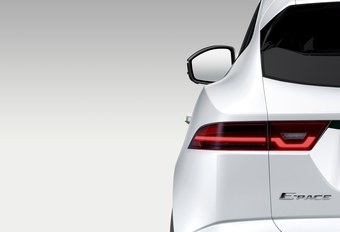 Jaguar E-Pace komt in juli #1