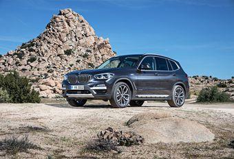BMW X3 2017: nieuw hoofdstuk #1