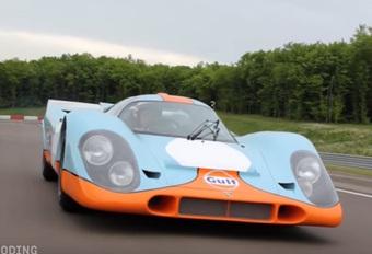 Porsche 917 van Steve McQueen te koop #1