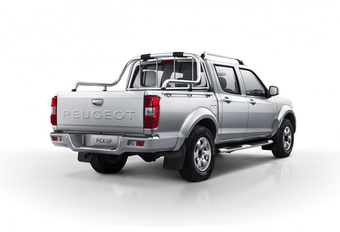 Pick-up voor Peugeot #1