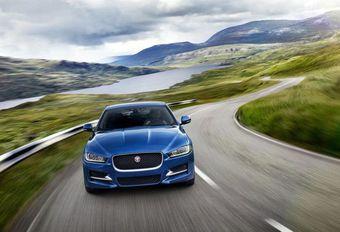 Jaguar XE, XF & F-Pace : Nouveau 4 cylindres de 300 ch #1
