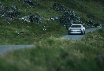 Citroën : bientôt la nouvelle C5 #1