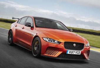 VIDÉO - Jaguar XE SV Project 8 : chose promise… #1