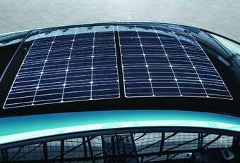 Panasonic : un toit solaire pour assurer 10% du trajet #1