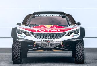 Helpt deze Peugeot 3008 DKR Maxi Loeb aan een eerste Dakar-zege? #1