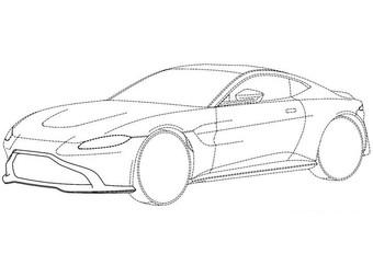 Aston Martin Vantage binnenkort in het nieuw #1