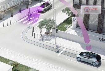 Volkswagen : des voitures communicantes dans 2 ans ?   #1