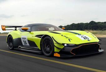 Aston Martin Vulcan nog extremer als AMR Pro #1