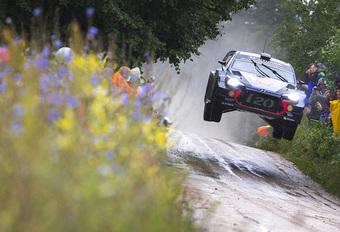 WRC Polen: Thierry Neuville op kop! #1