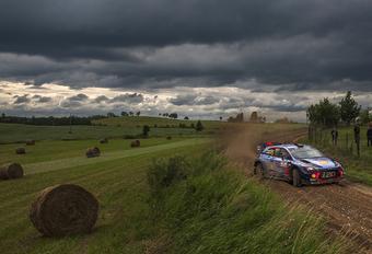 WRC Polen: Thierry Neuville kan morgen opnieuw winnen #1