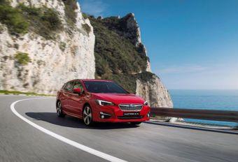 Subaru Impreza : l'Européenne à Francfort #1