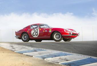 Ferrari s'expose à Autoworld cet été #1