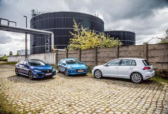 Autoverkoop eerste helft 2017: VW voor Renault en BMW #1