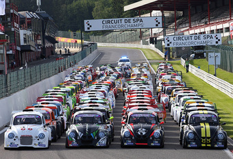Onze weekendtip: de 25 Hours VW Fun Cup op Francorchamps! #1