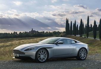 Aston Martin : Des 6 cylindres Mercedes aussi ? #1