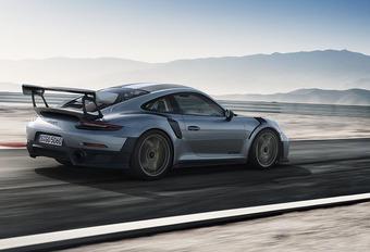 Porsche : un mode autonome « Mark Webber » pour la piste #1