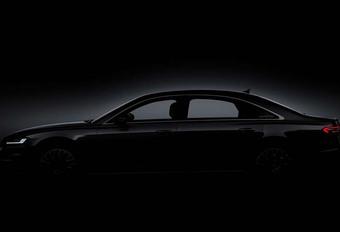 Audi A8 : première image #1