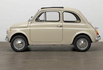 Fiat 500 : 60 ans et icône du MoMa #1