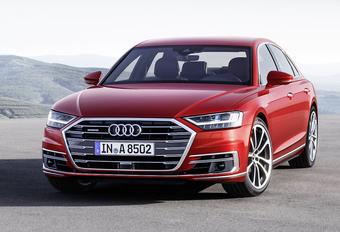 Nieuwe Audi A8 komt met automatische piloot #1