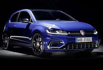 Volkswagen : 350 chevaux pour la prochaine Golf R ?   #1