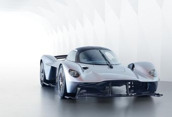 Aston Martin: de Valkyrie laat zich zien #1