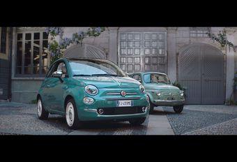 Fiat 500 Movie : entre passé et présent #1