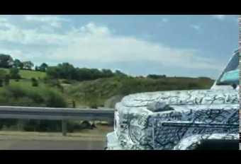 VIDÉO - Mercedes Classe G 2018 : sur l'autoroute #1