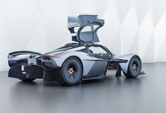 Dit (!) is de Aston Martin Valkyrie