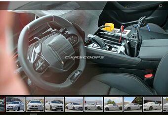 Peugeot : allure de coupé et i-Cockpit pour la future 508 #1