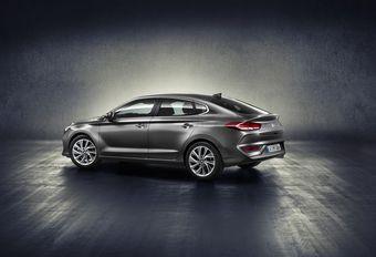 Hyundai i30 Fastback : voilà le troisième élément !  #1
