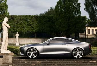 Polestar: een coupé met 600 pk in Frankfurt? #1