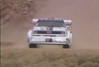 Souvenir : il y a 30 ans, Walter Rörhl s'imposait à Pikes Peak #1