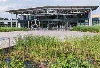 Soupçons de fraude au Diesel chez Daimler #1