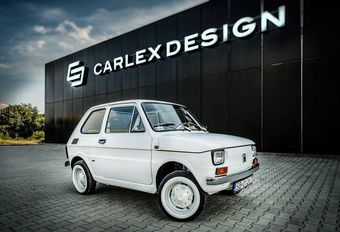 De allerchicste Fiat 126 voor Tom Hanks #1