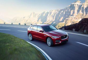 Jaguar perce aux USA grâce au moteur… Diesel #1