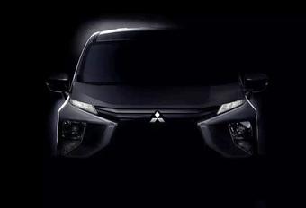 Dit wordt de Mitsubishi Expander #1