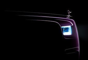 Rolls-Royce: laatste rechte lijn voor Phantom VIII #1
