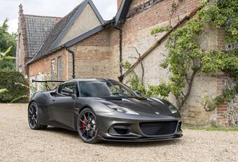Lotus Evora GT430 is zeldzaam snoepje #1