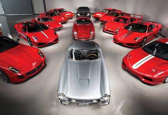 Ferrari-collectie veroorzaakt keuzestress #1