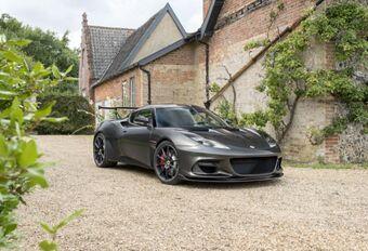 Lotus Evora GT430 : la plus puissante des Lotus de route #1