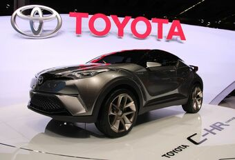 Toyota va produire des voitures électriques en Chine #1