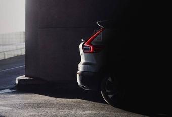 Volvo : le XC40 jouera la carte de la personnalisation #1