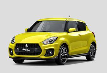 Voici la nouvelle Suzuki Swift Sport ! #1