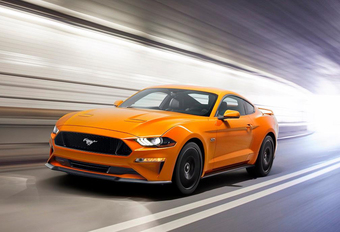 Ford Mustang: 10-bak en Drag Strip #1