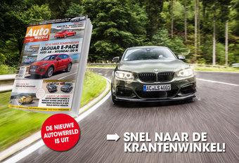 Nieuwe AutoWereld eert de V12 #1